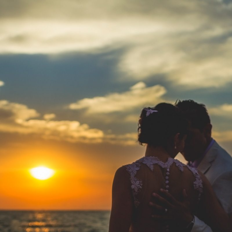 Mexico Beach Wedding Photography - John Neri