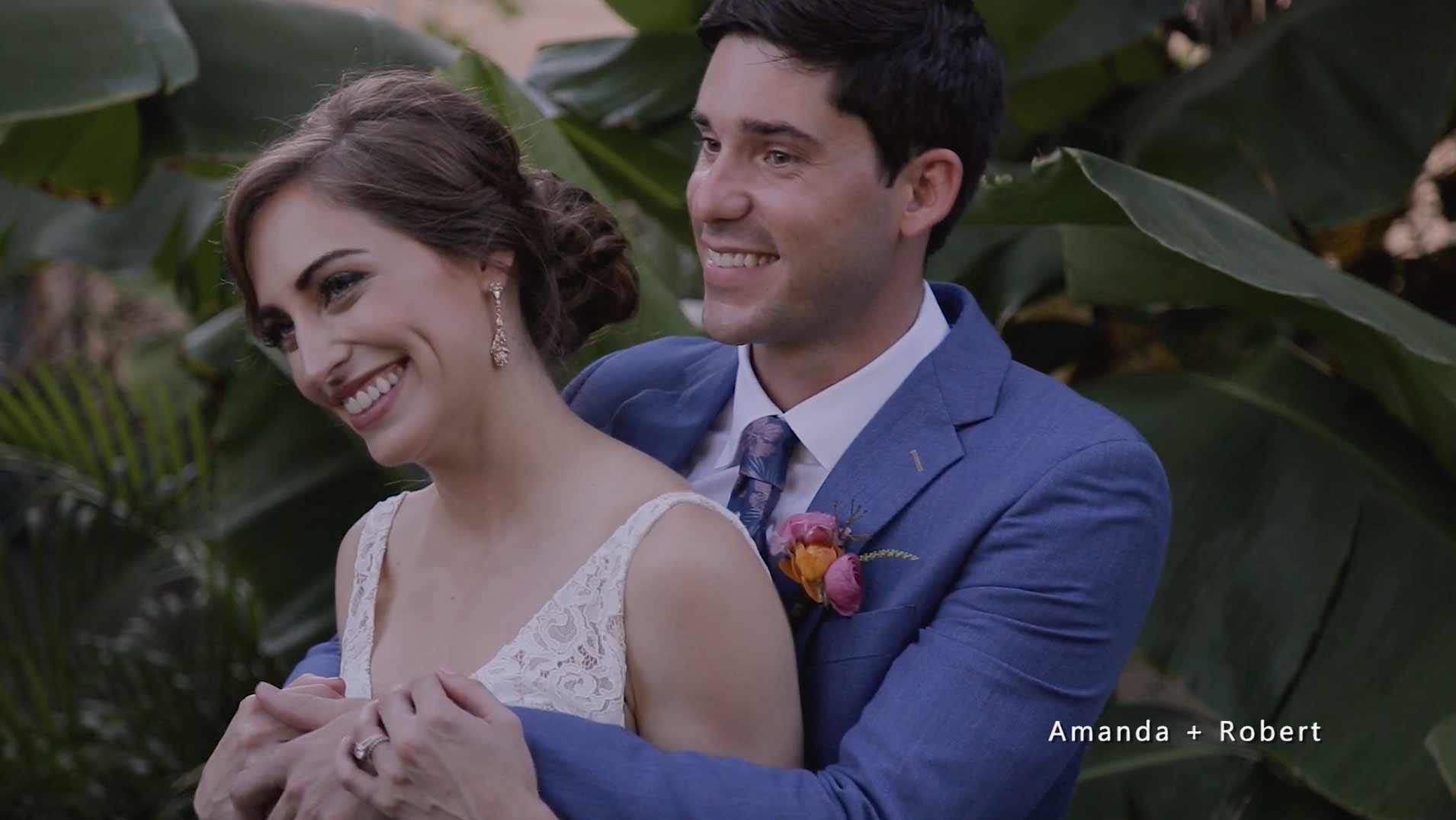 Amanda + Robert