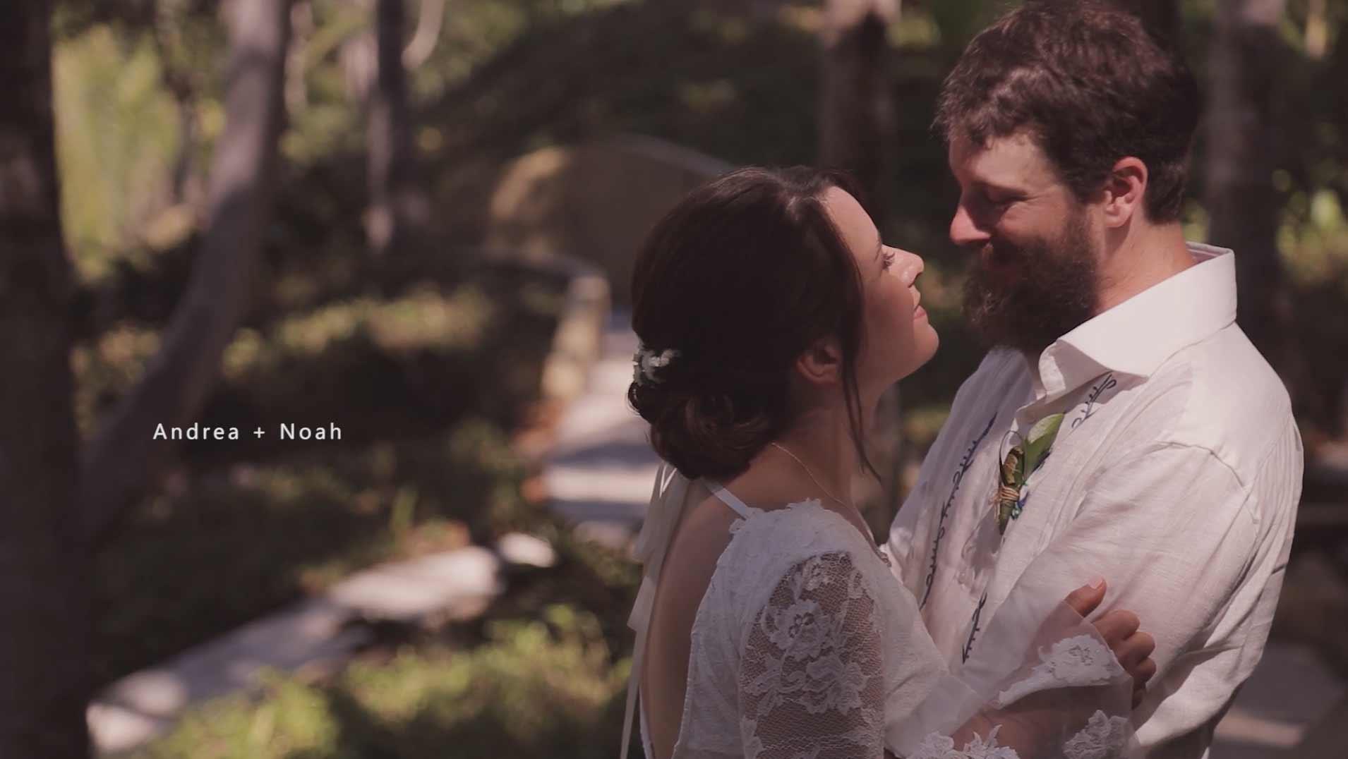 Andrea + Noah