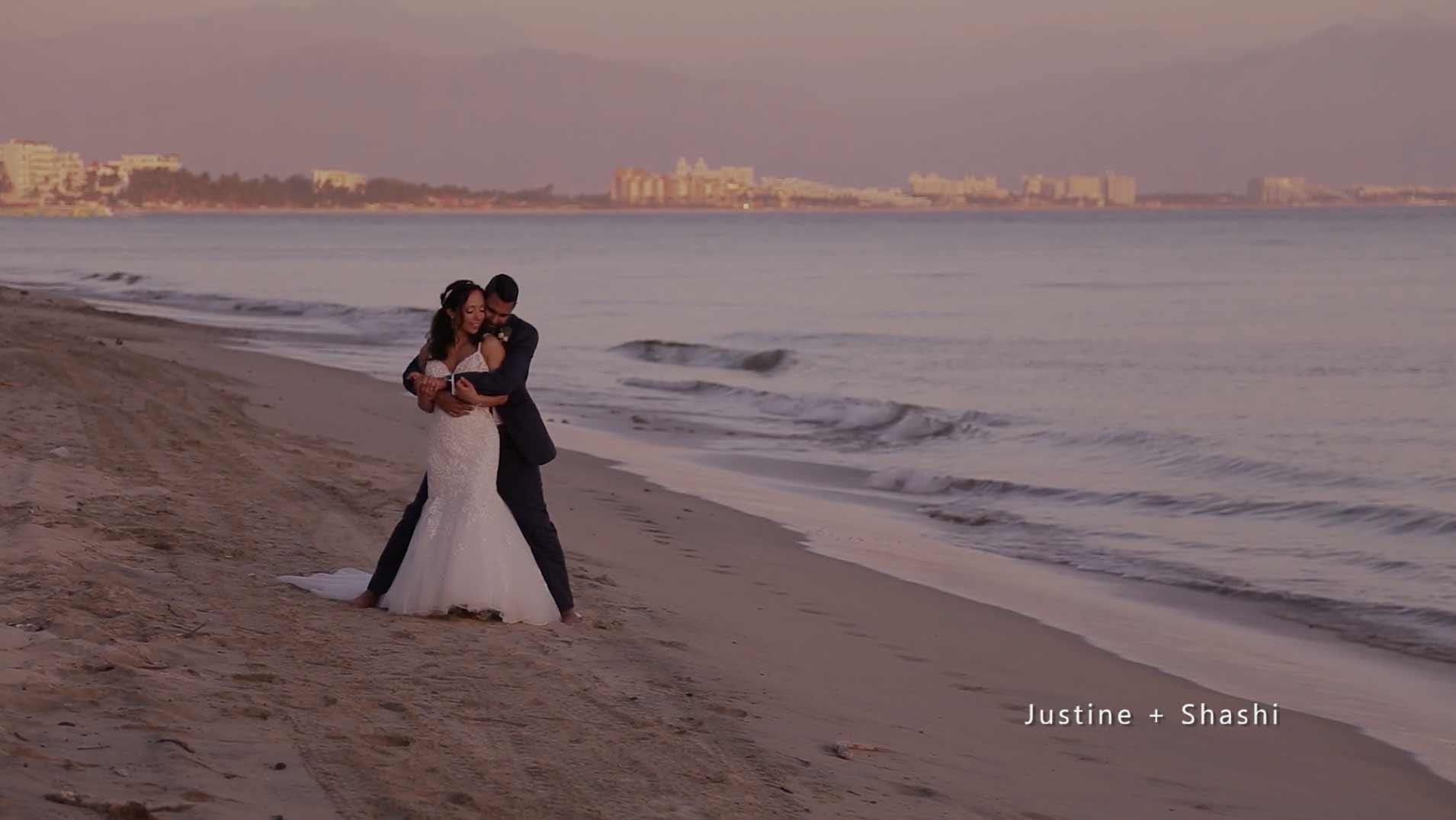 Justine + Shashi