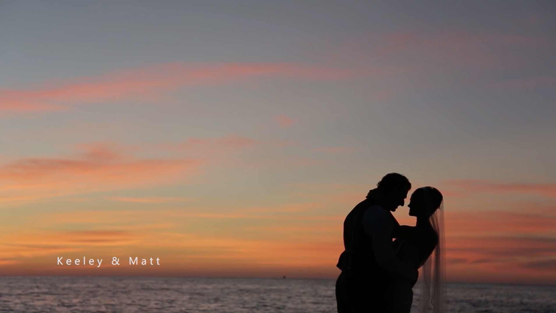 Keeley + Matt