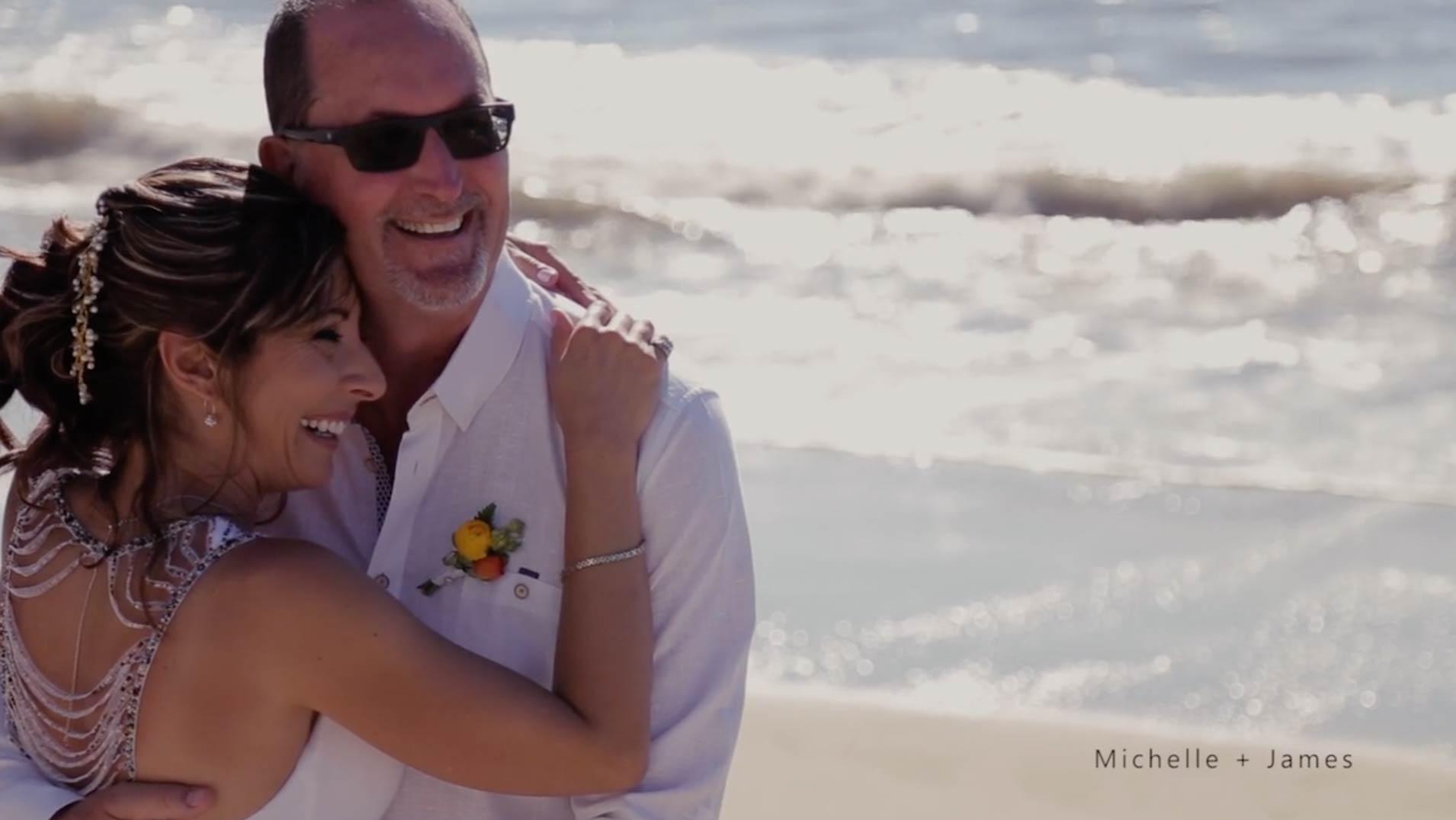 Michelle + James